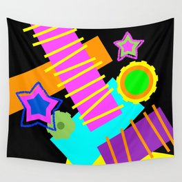 Stars And Stripes Wall Tapestry