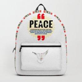 PEACE! Backpack