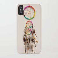 dreamer iPhone & iPod Cases featuring Dreamer by Laura Ruth