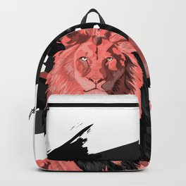 Lion Coral Backpack