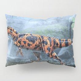 Dilophosaurus Wetherilli Restored Pillow Sham