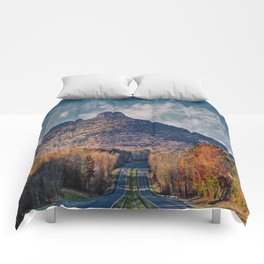 Pilot Mountain Comforters