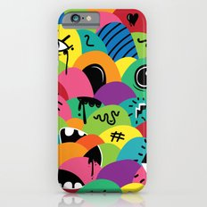 ilovehats Portrait iPhone 6s Slim Case