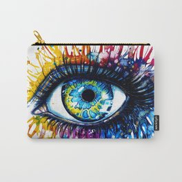 EYE--DRIPPING Carry-All Pouch