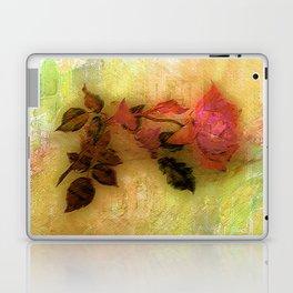 Ice Age rose Laptop & iPad Skin