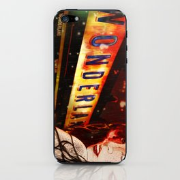 Chelsea (I Don't Want To Go To ) iPhone Skin