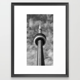 HOME BASE Framed Art Print