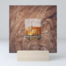 whiskey Mini Art Print