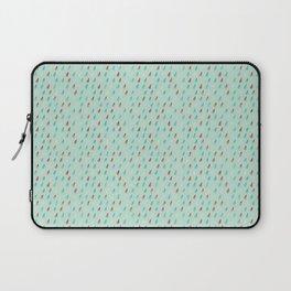 Raindrop Confetti Laptop Sleeve