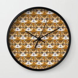 Baby Cat Wall Clock