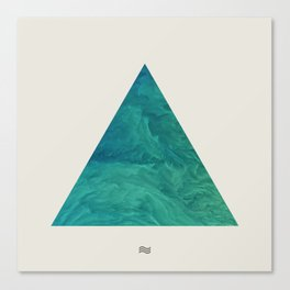 Elements - Water Canvas Print