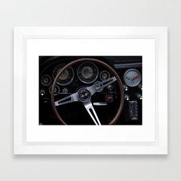 Stingray  Framed Art Print