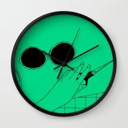 Mudanças 2 Wall Clock