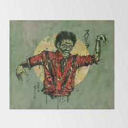 Thriller Throw Blanket