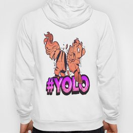 YOLO Pony Hoody
