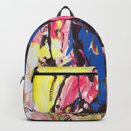 Abstract by azam Backpack