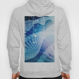 DNA Molecule Helix Science Abstract Background Art Hoody