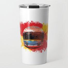 Fernando Alonso #14 - 2017 Travel Mug