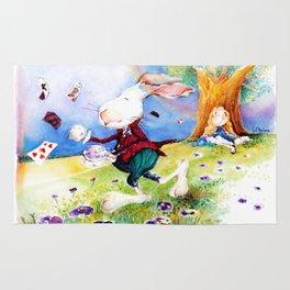 Alice in my Wonderland Rug