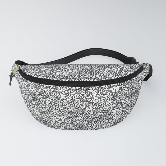 Ten Thousand Daisies Fanny Pack