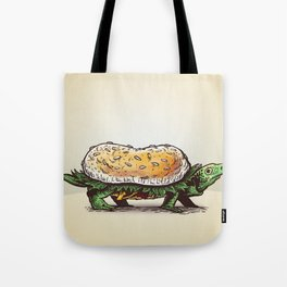 Burgerweek #3 The Turtleburger Tote Bag