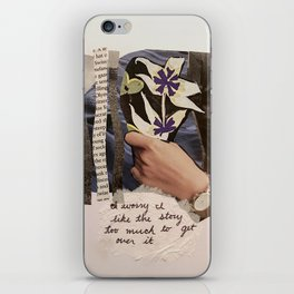 The Story iPhone Skin