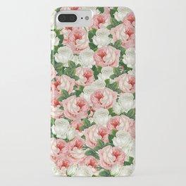 Juliet -  Romantic Roses iPhone Case