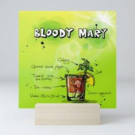 BloodyMary_002_by_JAMFoto Mini Art Print