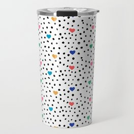 Heart to Heart - BLM Travel Mug
