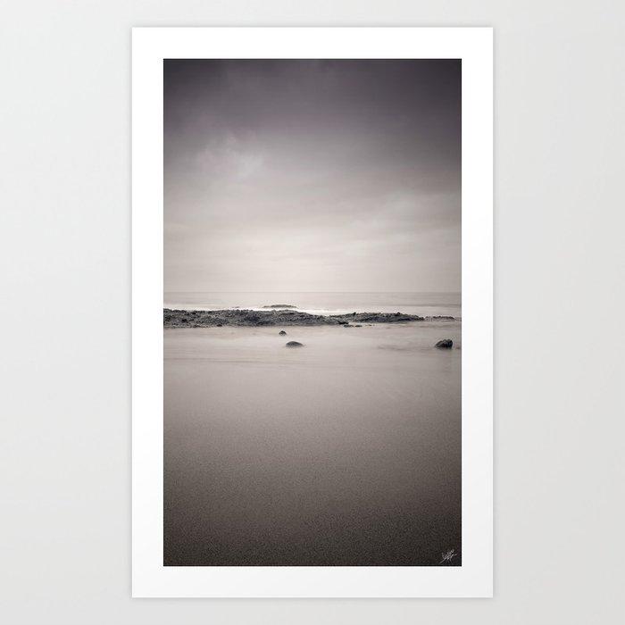 Thin Fog #2 Art Print