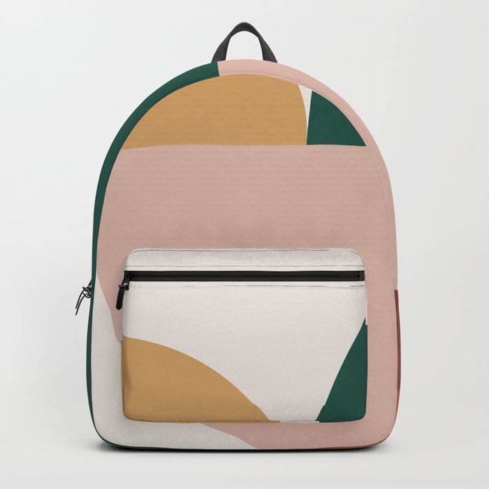 Abstract Geometric 11 Rucksack