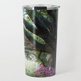 Oaks and Azaleas Travel Mug