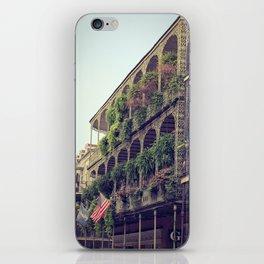 French Quarter Balconies - Royal Street iPhone Skin