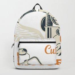 Custom motorcycle Backpack