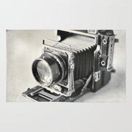Grafflex Camera Tintype Rug