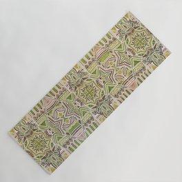 Earth Tapestry Yoga Mat
