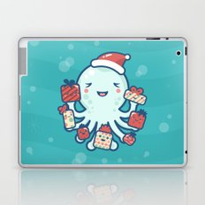 The Gift Giver Laptop & iPad Skin