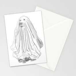 THE GREY GHOST Stationery Cards