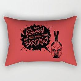 Leonidas Rectangular Pillow