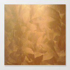 Beautiful Copper Metal - Corporate Art - Hospitality Art - Modern Art Canvas Print