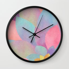 Alchemy Wall Clock