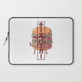 Cheeseburger - Chīzubāgā Laptop Sleeve