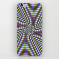 Optically Challenging Coils and Beams iPhone & iPod Skin