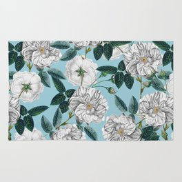 TROPICAL PATTERN-10 Rug