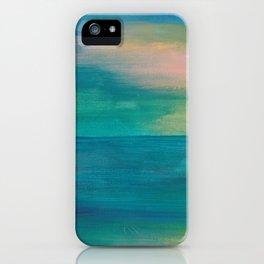 Ocean Sunrise Series, 3 iPhone Case