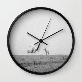 ELKS Wall Clock