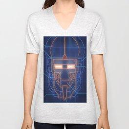 Neon Schematics Unisex V-Neck