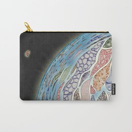 Silence and tranquility Carry-All Pouch