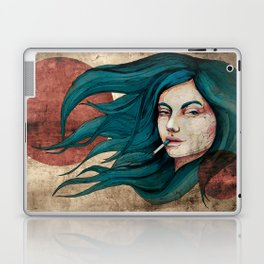 """Lune Dust"" by carographic Laptop & iPad Skin"