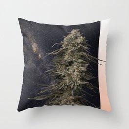 Space Kush Throw Pillow